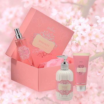 Spring Package -  Sakura בשמים במבצע   בושם לאישה   בושם לגבר   בשמים