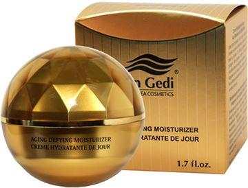 Ein-Gedi Cosmetics - Gold Collection-  Mineral Day Cream 50ml  בשמים במבצע | בושם לאישה | בושם לגבר | בשמים