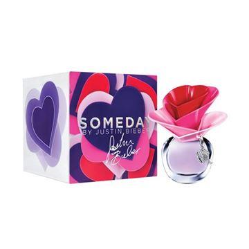 """תמונה של בושם סאמדיי ג'סטין ביבר 100מ""""ל א.ד.פ  -  Someday Justin Bieber 100ml E.D.P - בושם לאישה"""