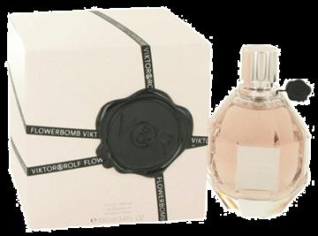 FlowerBomb - Viktor & Rolf 100ml E.D.P - Women perfume בשמים במבצע | בושם לאישה | בושם לגבר | בשמים