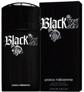 """תמונה של בושם בלאק אקסס פאקו רבאן 100מ""""ל א.ד.ט  -  Black XS Paco Rabanne 100ml E.D.T - בושם לגבר"""