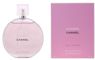 "בושם שאנל צ'אנס או טנדרה 150מ""ל א.ד.ט -Chanel Chance Eau Tendre 150ml E.D.T - בושם לאישה"