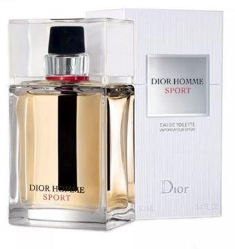 """בושם דיור הום ספורט כריסטיאן דיור 100מ""""ל א.ד.ט - Dior Homme Sport By Christian Dior 100ml E.D.T - בושם לגבר"""