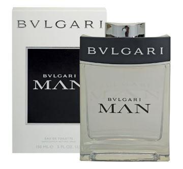 בושם לגבר Bvlgari Man 150ml E.D.T בולגרי מן Bvlgari
