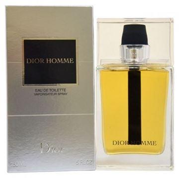 """בושם דיור הום 150מ""""ל א.ד.ט - Dior Homme 150ml E.D.T - בושם לגבר"""