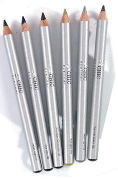תמונה של  עפרונות עיניים מנצנצים CHIC