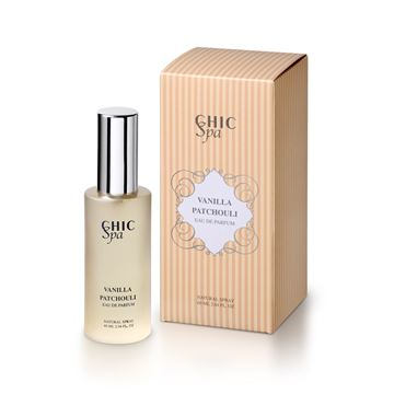 Chic Spa Perfume Vanilla Pachouli Authentic בשמים במבצע | בושם לאישה | בושם לגבר | בשמים