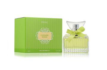 Spring Perfume Oil Cashmere Wood Authentic בשמים במבצע | בושם לאישה | בושם לגבר | בשמים