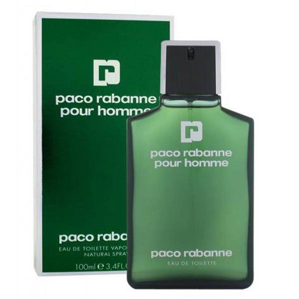 בושם לגבר Pour Homme 100ml EDT פיור הום פאקו ראבן Paco Rabanne מקורי בשמים חדשים | בושם לאישה  | בושם לגבר | בשמים במבצע