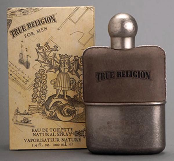 בושם לגבר True Religion 100ml טרו רליג'ן True Religion מקורי בשמים חדשים | בושם לאישה  | בושם לגבר | בשמים במבצע