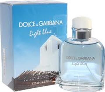 Dolce & Gabbana Tester - Light Blue Living In Stromboli 125ml E.DT men perfume  בשמים במבצע | בושם לאישה | בושם לגבר | בשמים