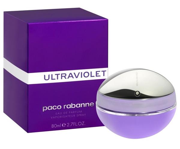 אולטרא ויולט פאקו רבאן - UltraViolet Paco Rabanne 80ml E.D.P - בושם לאישה מקורי בשמים חדשים | בושם לאישה  | בושם לגבר | בשמים במבצע