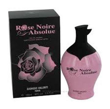 """תמונה של בושם רוז נויר אבסוליו ג'וג'יו ולנטי 100מ""""ל א.ד.פ - Rose Noire Absolue Giorgio Valenti 100ml E.D.P - בושם לאישה מקורי"""