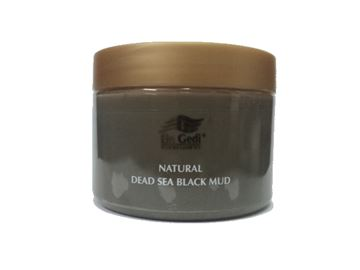 Ein-Gedi Cosmetics - White Collection -  Black Mud In Jar 500g בשמים במבצע | בושם לאישה | בושם לגבר | בשמים