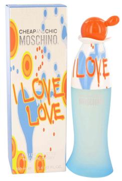Moschino I Love I Love 100ml EDT - Women's Perfume Authentic בשמים במבצע | בושם לאישה | בושם לגבר | בשמים