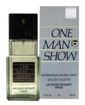 תמונה של בושם לגבר One Man Show 100ml וואן מאן שואו ז'אק בוגארט Jacques Bogart מקורי