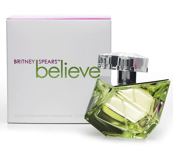 בושם לאשה Believe 100ml E.D.P בלייב בריטני ספירס Britney Spirs מקורי בשמים חדשים   בושם לאישה    בושם לגבר   בשמים במבצע