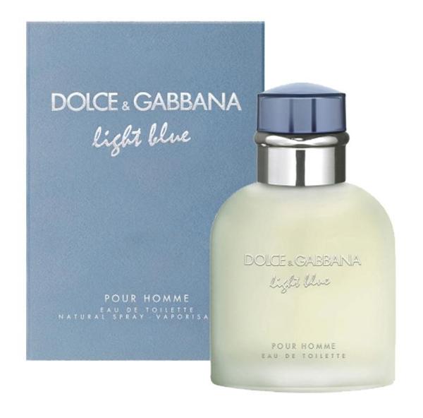 לייט בלו דולצ'ה וגבאנה - Light Blue Dolce & Gabbana 125ml E.D.T - בושם לגבר מקורי בשמים חדשים | בושם לאישה  | בושם לגבר | בשמים במבצע