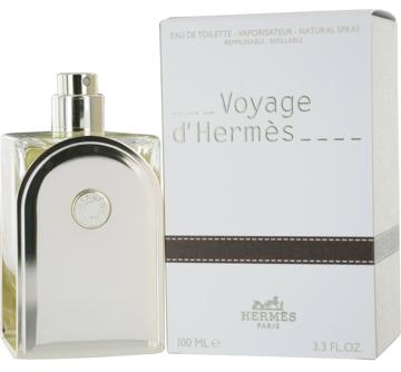 תמונה של בושם לאשה Voyage D'hermes Refillable 100ml E.D.T וויאז' דה הרמס Hermes