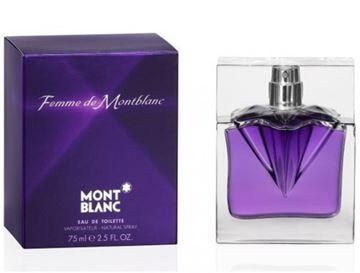 Montblanc - Femme De 75ml E.DT women perfume בשמים במבצע | בושם לאישה | בושם לגבר | בשמים
