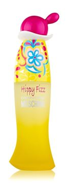 תמונה של בושם לאשה Hippy Fizz 100ml E.D.T היפי פיז מוסקינו Moschino מקורי