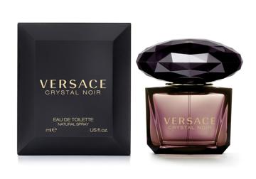 תמונה של קריסטל נואר ורסצ'ה -Versace Crystal Noir 90ml E.D.T - בושם לאישה מקורי