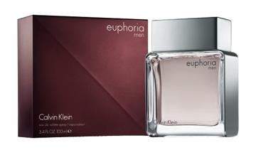 תמונה של אופוריה קלווין קליין Euphoria Calvin Klein 100ml EDT - בושם לגבר מקורי