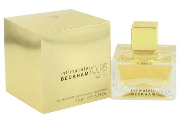 Authentic Beckham Yours David 75ml Woman Intimately Victoria Perfume Edt 34AR5Lj