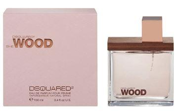 Dsquared2 She Wood 100ml EDP Wood - Women's Perfume Authentic בשמים במבצע | בושם לאישה | בושם לגבר | בשמים