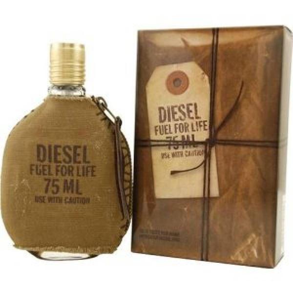 בושם לגבר Fuel For Life 75 ml פול פור לייף דיזל Diesel מקורי בשמים חדשים | בושם לאישה  | בושם לגבר | בשמים במבצע