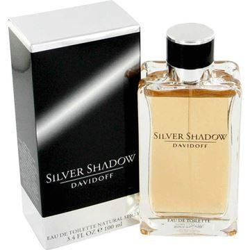 Davidoff Silver Shadow EDT 100ml Men Perfume Authentic בשמים במבצע | בושם לאישה | בושם לגבר | בשמים
