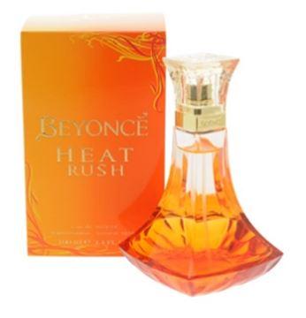 Heat Rush Beyonce 100ml EDT - Women's Perfume Authentic בשמים במבצע | בושם לאישה | בושם לגבר | בשמים