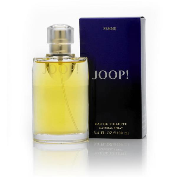בושם לאשה Femme 100ml E.D.T פם ג'ופ Joop מקורי בשמים חדשים | בושם לאישה  | בושם לגבר | בשמים במבצע