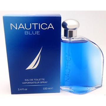 """תמונה של בושם בלו נאוטיקה 100מ""""ל א.ד.ט  - Blue Nautica 100ml E.D.T - בושם לגבר מקורי"""