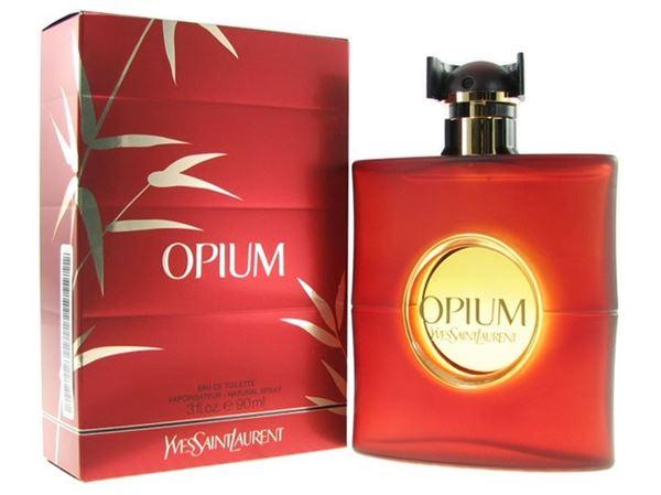 """אופיום איב סן לורן 90מ""""ל א.ד.ט - Opium Yves Saint Laurent 90ml E.D.T - בושם לאישה מקורי בשמים חדשים   בושם לאישה    בושם לגבר   בשמים במבצע"""