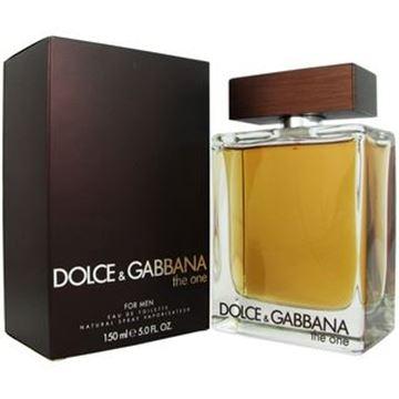 """תמונה של בושם דה וואן דולצ'ה וגבאנה 150מ""""ל א.ד.ט  -  The One Dolce & Gabbana 150ml E.D.T - בושם לגבר"""