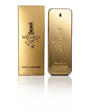 One Million Paco Rabanne 200ml EDT Men Perfume Authentic בשמים במבצע | בושם לאישה | בושם לגבר | בשמים