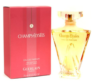 בושם לאשה Champs Elysees 75ml EDP שאמפס אליסייס גרלן Guerlain Authentic בשמים במבצע | בושם לאישה | בושם לגבר | בשמים