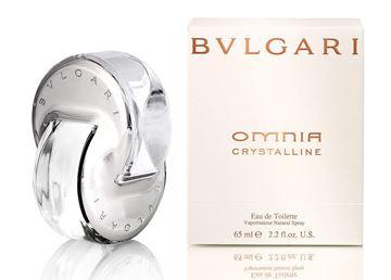 """תמונה של בושם אומניה קריסטלין בולגרי 65מ""""ל א.ד.ט  -  Omnia Crystalline Bvlgari 65ml E.D.T - בושם לאישה מקורי"""