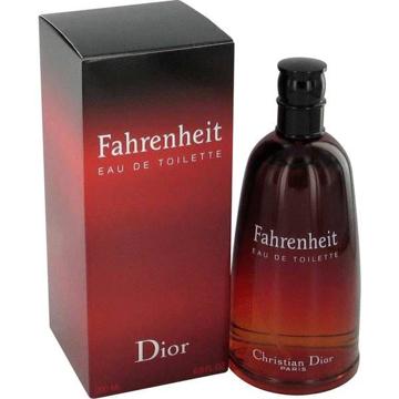תמונה של פרנהייט - כריסטיאן דיור - Fahrenheit Christian Dior 200ml E.D.T - בושם לגבר מקורי