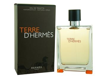 """תמונה של בושם טר דה הרמס א.ד.ט 200מ""""ל Hermes Terre D'Hermes - בושם לגבר מקורי"""