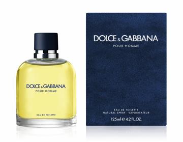 תמונה של די אנד ג'י דולצ'ה גבאנה - D&G Dolce & Gabbana 125ml E.D.T - בושם לגבר מקורי