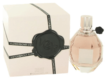 Flowerbomb Viktor Rolf 100ml EDP - Women's Perfume Authentic בשמים במבצע | בושם לאישה | בושם לגבר | בשמים