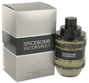 תמונה של ספייס בומב ויקטור אנד רולף - SpiceBomb Viktor & Rolf 90ml E.D.T - בושם לגבר מקורי
