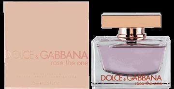 Rose The One Dolce Gabbana 75ml EDP - Women's Perfume Authentic בשמים במבצע | בושם לאישה | בושם לגבר | בשמים