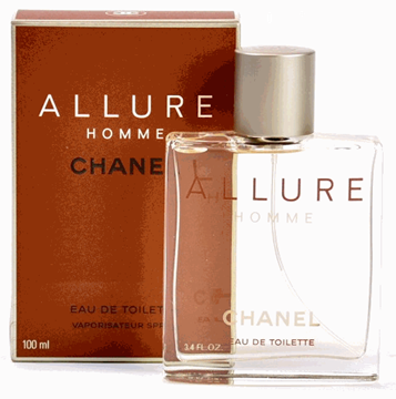 "תמונה של בושם אלור שאנל 100מ""ל א.ד.ט  -  Chanel Allure 100ml E.D.T - בושם לגבר מקורי"
