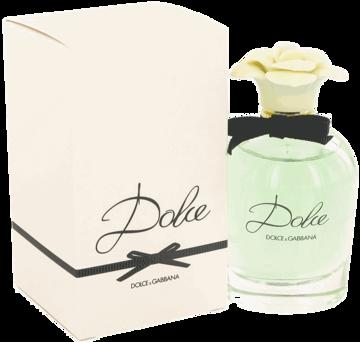 תמונה של דולצ'ה של דולצ'ה וגבאנה - Dolce by Dolce & Gabbana 75ml E.D.P - בושם לאישה מקורי