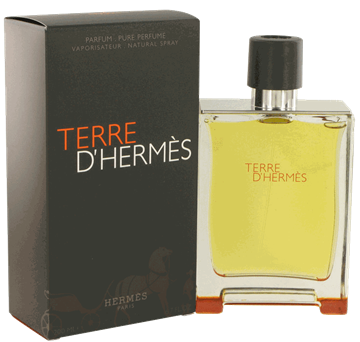 """תמונה של בושם טרה הרמס 200מ""""ל א.ד.פ  -  Terre D'Hermes 200ml E.D.P - בושם לגבר מקורי"""