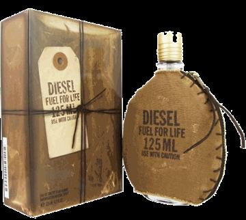 """תמונה של בושם דיזל פיול פור לייף 125מ""""ל א.ד.ט  -  Diesel Fuel for Life 125ml E.D.T - בושם לגבר מקורי"""