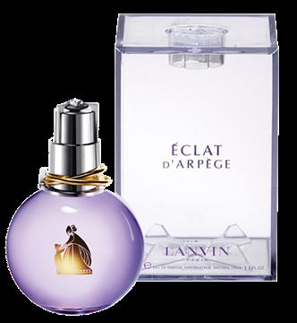 בושם אקלט של לנווין - Eclat Perfume by Lanvin